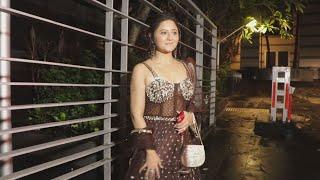 Rashmi Desai At Rahul Disha Sangeet | DisHul Sangeet Ceremony