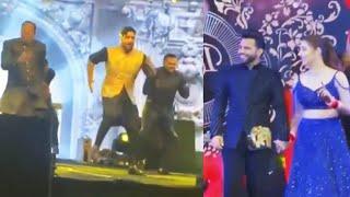 Aly Goni Dancing At Rahul Disha Sangeet | DisHul Sangeet Ceremony