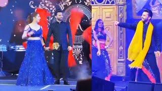 Rahul Vaidya Dancing At His Sangeet | Disha Parmar | #DisHul Sangeet