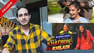 Khatron Ke khiladi Me Entry Karte Par Kya Bole Priyank Sharma - Exclusive
