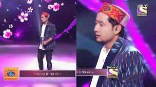 Shocking! Pawandeep Rajan Bhul Gaye Lyrics? Choda Stage | Indian Idol 12