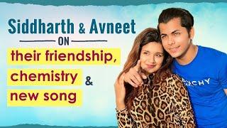 Siddharth Nigam & Avneet Kaur on their relationship, chemistry, love, SidNeet | HLTP