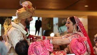 Rahul Vaidya & Disha Parmar Wedding Video - Special Moments #DishulWedding