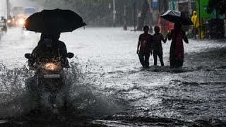 #WARNING - IMD again issues RED ALERT for tomorrow. Heavy to very heavy rainfall expected