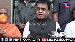 G Madegowda | ಅವರ ಬದುಕನ್ನ ಸಾರ್ಥಕಗೊಳಿಸಿಕೊಂಡಿದ್ದಾರೆ : DCM Dr CN Ashwath Narayan |