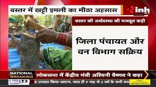Chhattisgarh News    Bastar, ग्रामीणों की अर्थव्यवस्था में इमली का बड़ा योगदान