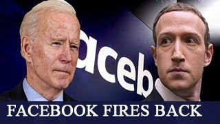 Facebook issues harsh response to Biden accusation the platform is 'killing people'