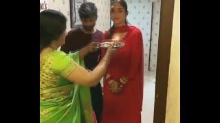 Disha Parmar Ka Gruha Pravesh, Rahul Vaidya Ka Funny Andaz