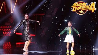 Super Dancer 4 | Karishma Ka Florina Ke Sath Performance, Cute Florina Dance