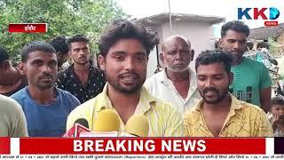 Banda | Chatarpur | Indaur | Shahjahanpur | अस्पताल परिसर में भरा बरसात का पानी