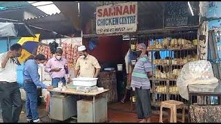 Inspection of Vasco chicken market reveals that most of the vendors don't have any permissions!