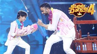 Super Dancer 4   Subrahnil Aur Pruthviraj Ka Anokha Performance
