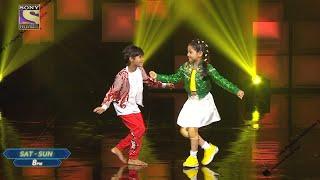 "Super Dancer 4 Promo | Florina Aur Pruthviraj Ka CUTE Performance, ""Tumsa Koi Pyaara"""