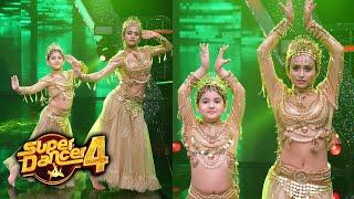 Super Dancer 4   Esha Aur Super Guru Sonali Ka BELLY Dance Performance   CUTE Photos Viral