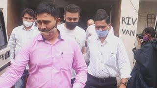 Raj Kundra Leaves From Byculla Jail To Court   Kya Milegi BAIL?