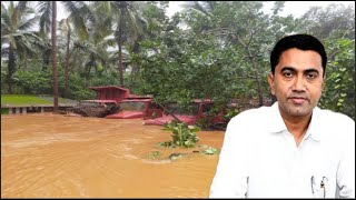 700+ houses damaged, One feared drowned. CM gives details of trail of destruction left by flooding