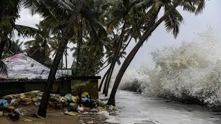 #WARNING- Orange Alert again for next two days in Goa. heavy rainfall expected