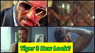 Kya Ye Tiger 3 Ka Naya Look Hai? SALMAN KHAN Kehar Dha Rahe Hai, Kya Body Banayi Hai