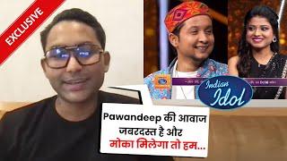 Pawandeep Ki Awaz Me Jaadu Hai, Innocence Hai | Jaan Kumar Sanu On Indian Idol 12