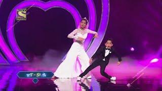 """Super Dancer 4 Promo   """"Dil To Pagal Hai Par"""" Sanchit Aur Vartika Ka Magical Performance"""