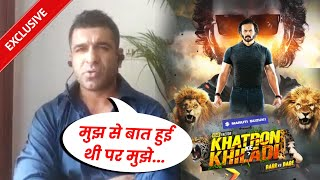 Agle Saal Khatron Ke Khiladi 12 Me Jayenge Eijaz Khan | Exclusive Interview