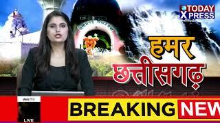 Chhattisgarh Kanker सड़क पर बैठे 4 छात्रों को अज्ञात ट्रक ने रौंदा