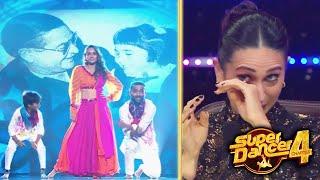 Super Dancer 4 Promo   Pruthviraj Aur Subrahnil Ke Performance Se Karishma Ro Padi