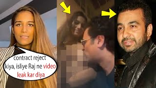 Raj Kundra leaked my personal Video????Poonam Pandey makes SHOCKING revelations about Raj Kundra