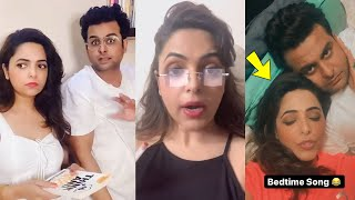 Very Funny Couple????Sugandha mishra and Sanket bhosale non stop very funny videos????????