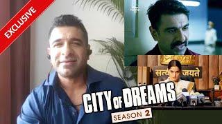 City Of Dreams Season 2 | Eijaz Khan Exclusive Interview | BB15 OTT, Khatron Ke Khiladi, Pavitra...