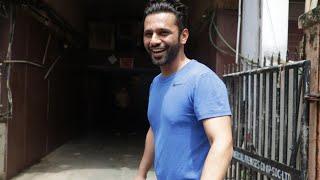 Disha Thodi Lazy Hai, Lekar Aaunga Usko Bhi Gym   Rahul Vaidya Spotted Outside Gym