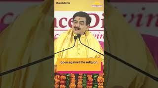 Short: भगवान कृष्ण ने महाभारत युद्ध को क्यों नही रोका?   Sakshi Shree