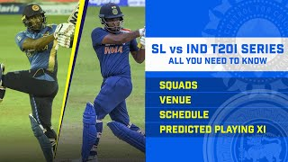 SL vs IND 1st T20I Preview | SL vs IND Playing XI | SL vs IND Match Details | All You Need To Know