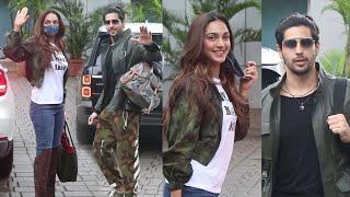 lovebirds kiara advani and sidharth malhotra Going To kargil For Shershaah Trailer Launch