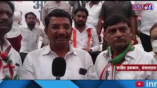 महाराष्ट्र के उपमुख्यमंत्री अजित पवार के जन्मदिन के उपलक्ष में अकोला में महा रक्तदान शिविर का आयोजन