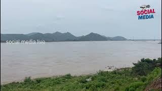 Polavaram Project   Water level at Spillway Uppercoffr Dam   social media live