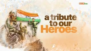 India will always remember the heroes that inflicted a crushing defeat on Pakistan in the Kargil War