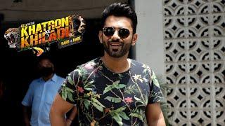 Khatron Ke Khiladi 11 - Rahul Vaidya On His Gerua Stunt With Sana Makbul