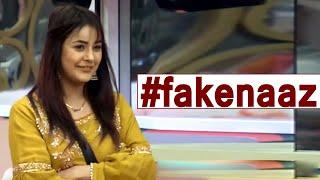 Bigg Boss 13 : Shehnaz Gill Received A New Tag Of #FakeNaaz From Kashmira Shah   Dainik Savera