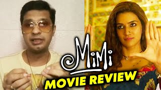 Mimi Movie Review | Kriti Sanon, Pankaj Tripathi | By RJ Divya Solgama