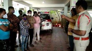 Habeeb Nagar Ke Rowdy Sheeters Ki Hui Counselling | Hyderabad | SACH NEWS |