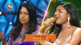 Devdas Song Par Arunita Ka Magical Performance, Kavita Krishnamurti Hui Emotional | Indian Idol 12