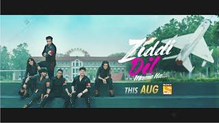 Ziddi Dil Maane Na Promo | Courtesy: Sony SAB