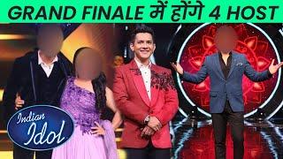 Indian Idol 12 Grand Finale Me Honge 4 HOST | Aditya Narayan Ke Sath Janiye Kon Karenge Host