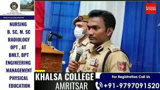 Kupwara Police Held A Police Community Public Group Meeting At Police Station Karnah
