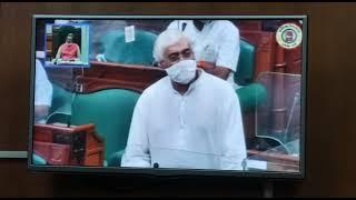 स्वास्थ्य मंत्री टीएस सिंहदेव नाराज - स्थिति स्पष्ट होने तक सदन में ना आने की घोषणा