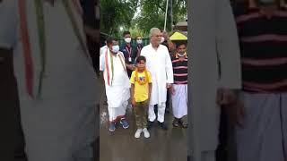 sahdev song बस्तरिया : CM Bhupesh house
