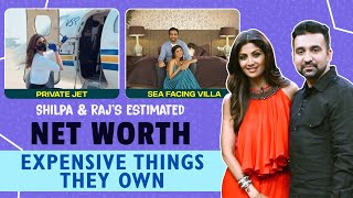 Most Expensive things Raj Kundra & Shilpa Shetty Kundra own: A sea facing bungalow to a private jet