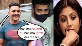 Aditya Narayan very funny Reaction when asked about Raj kundra Po̴r̴n̴o̴g̴r̴a̴p̴h̴y̴ ̴Ca̴s̴e̴
