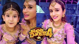 Super Dancer 4   Esha Aur Super Guru Sonali Ka Dhamakedar Shaadi Special Performance